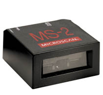 MS-2 ultra-compact CCD reader